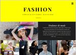 Template pour créer un site de mode