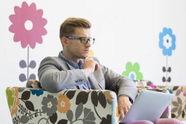 Être créatif pour le design de son site web