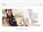 site e-shop