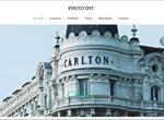 site internet photo