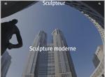 site sculpteur