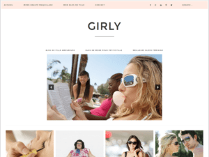 site girly