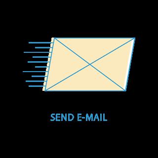 routage email (envoi)