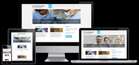 Créer son site responsive